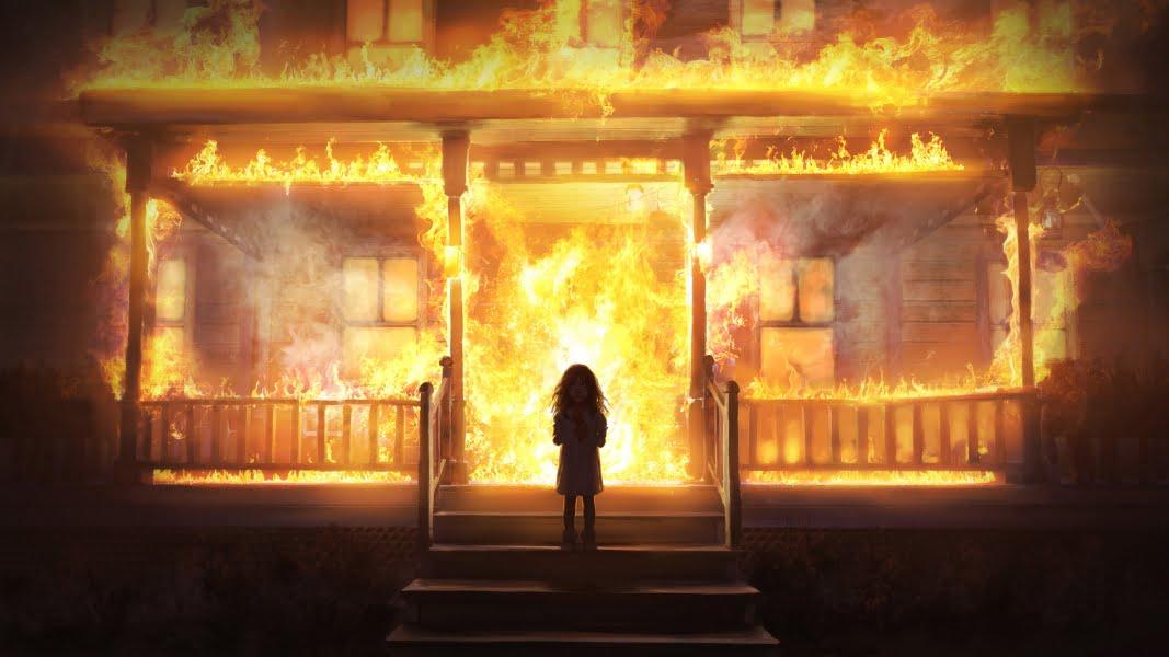 The Secret World - Burning Mansion