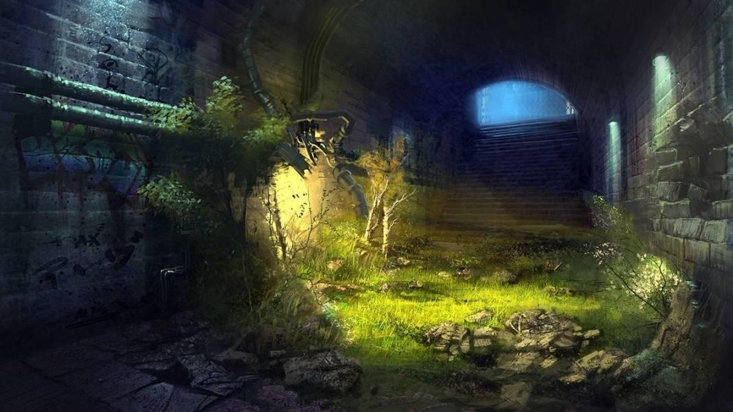 The Secret World - Agartha Entrance