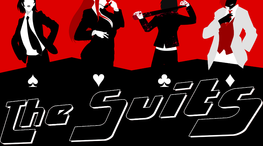 The Suits Banner