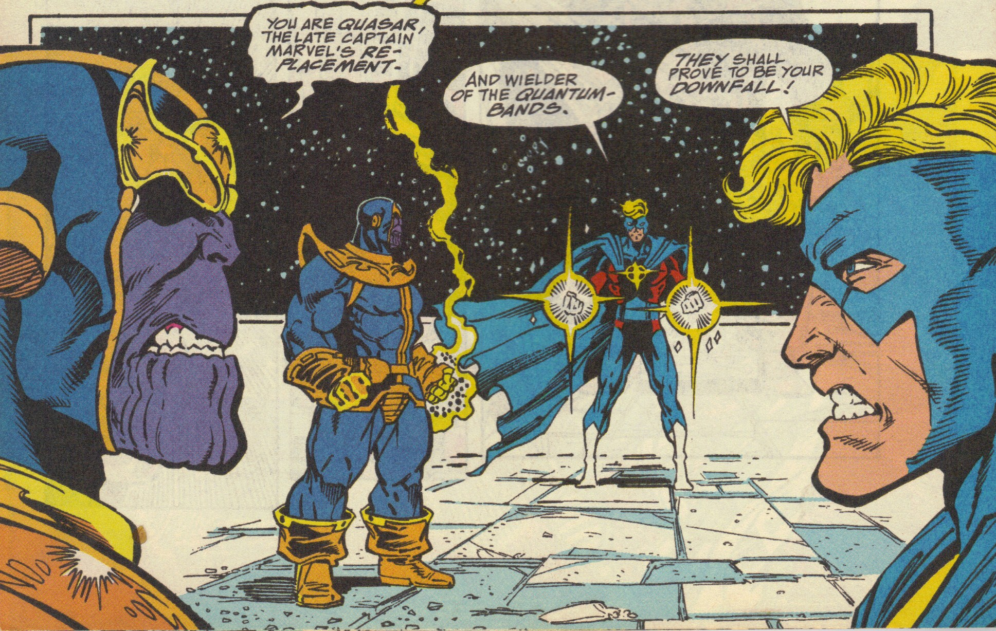 thanos is racist now, | press.exe